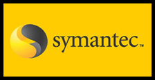 logo mediano empresa Symantec disponible su tecnologia en Unidirect