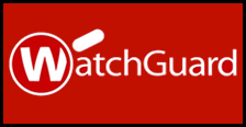 logo mediano empresa Watchguard disponible su tecnologia en Unidirect